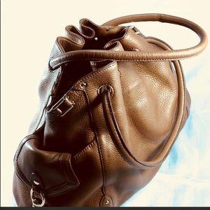 Subtle Leather Cole Haan Large satchel